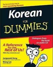 Korean For Dummies by Hong, Jungwook