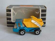 Matchbox Superfast No. 37, Skip Truck with Rare Window Box, , - Superb.