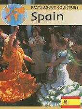 Spain (Facts About Countries)-ExLibrary