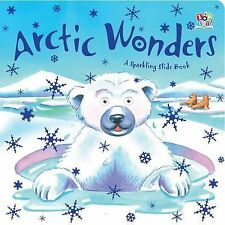 Arctic Wonders, a sparkling slide book-NEW with facts and fun-educational!