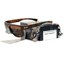 Oakley OO 9199-14 JULIAN WILSON BREADBOX Tortoise Dark Bronze Mens Sunglasses