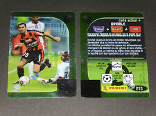 FLORIAN JARJAT OGC NICE OGCN NISSA CARTE ACTION PANINI FOOTBALL CARD 2006-2007