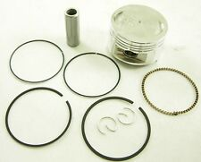 150cc Piston Set Rings 57.4mm Circlips GY6 Engine Scooter Moped Taotao Peace JCL