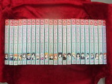 FRUITS BASKET COMPLETE SET VOLUMES 1-23 TOKYOPOP MANGA OOP!!