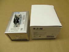 1 NIB CUTLER HAMMER B230AG ENCLOSED MANUAL MOTOR SWITCH