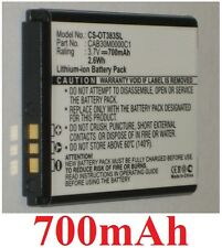 Batterie 700mAh type CAB30M0000C1 OT-BY20 Pour Alcatel OT-505
