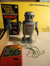 Battery Operated R 35 Robot In Box