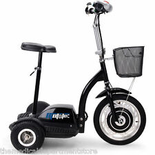 MotoTec Electric Trike 36v 350w -  Personal Transporter Scooter - MT-TRK-350