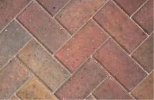 Standard 50mm Driveway Block Paving - 200x100x50mm Brindle (5 Pack Deal 48.8m2)