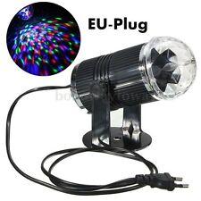 DJ Party Lichteffekt RGB 3W Discokugel Projector Disco Licht Bühnenbeleuchtung