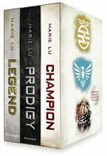Legend Trilogy Boxed Set Bk. 1 by Marie Lu (2013, Mixed Media / Book, Other)