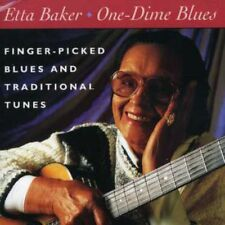 One-Dime Blues - Baker,Etta (1991, CD NEUF)