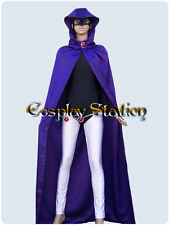 Teen Titans Raven Cosplay Costume_commission313