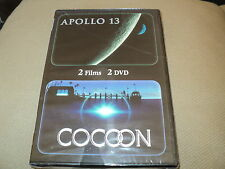 "COFFRET 2 DVD NEUF ""APOLLO 13 (Tom HANKS, Kevin BACON) / COCOON"" Ron HOWARD"