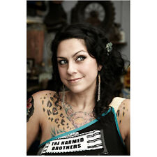 "Danielle Colby-Cushing American Pickers ""The Harmed Brothers"" 8 x 10 Inch Photo"