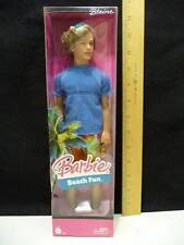 Mattel Barbie Doll Barbie Beach Fun Blaine #J0699 NIB
