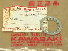 NOS New Kawasaki Invader Intruder Primer Pump Lock Washer  92022-3521