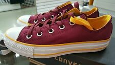 Converse All Star Low  Cranberry  MENS US Size 8