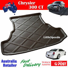 Chrysler 300C Sedan 3D Boot liner Cargo Mat Tray Rear Trunk Floor Protector