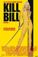 Kill Bill Tarantino Uma Thurman movie poster BRAND NEW never hung