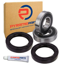 Pyramid Parts Rear Wheel Bearings & Seals Kit Suzuki  LT-50 Quad Runner 84-87