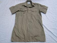 Shirt Mans Stone, Short Sleeve, Tropen Hemd, kurzarm, Gr. 38 , #4