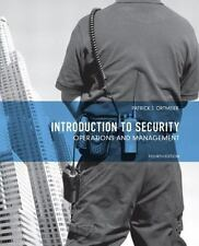 Introduction to Security: Operations and Management (4th Edition)