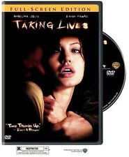 Taking Lives (DVD, 2004, Full Screen Edition) WORLDWIDE SHIP AVAIL!