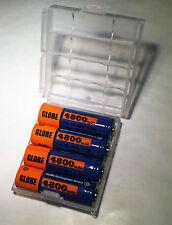 1 Boîte de Rangement + 4 PILES AA 4800 mAh PSUISSANT ♣ 4 Piles AA AAA