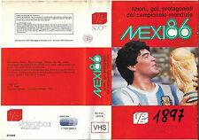 MEXICO 86 (1986) vhs ex noleggio