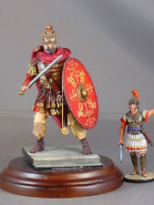 Late Large Roman Legionary Praetorian 120mm model figure miniature diorama 1