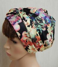 Full head covering, women's head scarf, head wrap cap, bad hair bay bonnet scarf