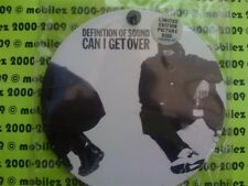 Definition of Sound - Can I Get Over - 1992 PICTURE CD - Single - YRCDG 97