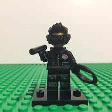 Spy / Special Agent Minifigure - Lego Minifigures Series 16 - 71013