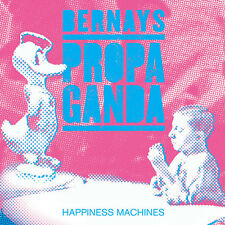 BERNAYS PROPAGANDA - happiness machines - LP/NEW Fugazi, Gossip