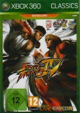 XBOX 360 STREET FIGHTER 4 IV * DEUTSCH *  Top Zustand