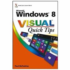 Windows 8 Visual Quick Tips-ExLibrary