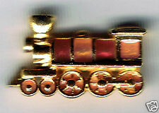 Railroad Collectibles - Miniature Train tac-style pin (Steam Locomotive)