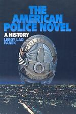 The American Police Novel: A History-ExLibrary