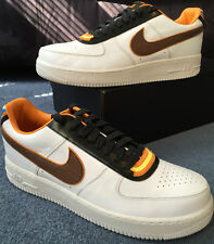 DS NIKE AIR FORCE 1 ONE LOW SP TISCI WHITE BAROQUE BROWN NMD SUPREME BOOST TAN
