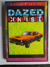 """DAZED AND CONFUSED - WS FLASHBACK EDITION DVD RARE """"CAR"""" COVER - BRAND NEW"""