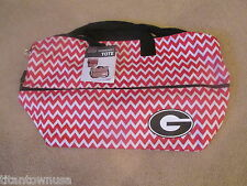 Georgia Bulldogs Official NCAA  Expandable Tote Bag by Logo MISS-PRINT