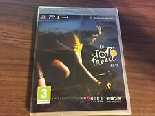 Tour de France: The Official Game 2012 Sony PlayStation 3 PS3 COMPLETE