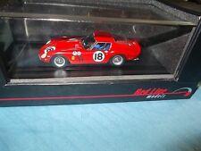 RARE 1963 FERRARI 250 GTO DAYTONA 24 HOURS 1ST WINNER 1/43 REDLINE