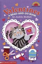 Hello Reader: Valentines : A Read-and-Do Book by Judith Moffatt (2003, Paperback