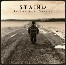 new Illusion of Progress [ECD] by Staind (CD, Aug-2008, Atlantic)