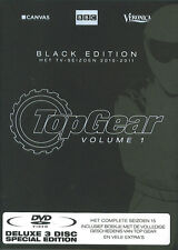 Top Gear : Volume 1 - Black Edition (Deluxe 3 Disc Special Edition & Booklet)