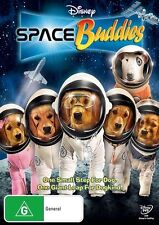 Space Buddies DVD Region 4 (VG Condition)