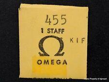 Vintage Original Omega Balance Staff Part #1321 for Omega Cal.455!