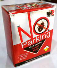"No Parking ""powerfull Bedbugs & Termites killer"" (Set of 2 nos.)"